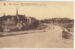 Jette - Panorama - Hôpital Brugmann Et Sacré Coeur - Papeterie Impériale, Jette/Nels - Jette