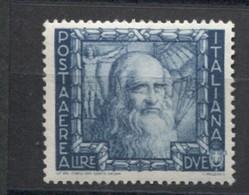 REGNO 1938 POSTA AEREA IMPERO 2 LIRE * GOMMA ORIGINALE - 1900-44 Victor Emmanuel III