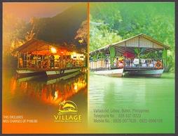 Philippines - Loboc River, Bohol, Floating Boat Trip, Tour, Excursions, Tourism, Advertising PC - Philippines