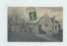 Pont-de-l'Arche (27) : La Cour De L' Abbaye De Bonport En 1906 PF .. - Pont-de-l'Arche