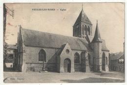 76 - VEULES-LES-ROSES - Eglise - Edition Degouy - 1936 - Veules Les Roses