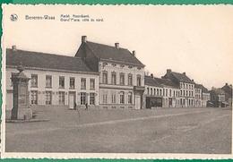 ! - Belgique - Beveren-Waas - Grand Place Coté Du Nord - Beveren-Waas