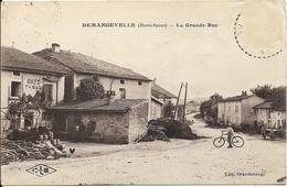 DEMANGEVELLE La Grande Rue - Frankreich