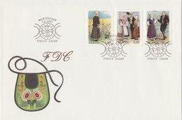 ALAND 1993 FDC Folklore.BARGAIN.!! - Aland