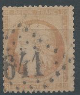 Lot N°47000  N°38 Orange Terne, Oblit GC 641 Brioude, Haute-Loire (41), Ind 3 - 1870 Siege Of Paris