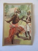 Chromo Super Chocolat Jacques - Danse Au Ruanda - Jacques