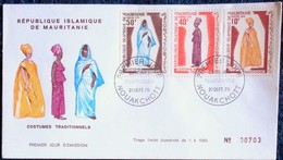 République Islamique De Mauritanie - Enveloppe Premier Jour D'Émission - 1970 . - Mali (1959-...)