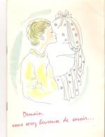 Demain Vous Serez Heureuse De Savoir.....Guide De Grossesse   Document Guigoz - Santé