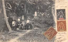 PIE.Tgc-19-1915 :   . BENIN. UNE SOURCE NATURELLE A ZAGNANADO - Benin