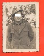 Alpini Albania Durazzo 1940 Uniformi Alpino Foto - Guerra, Militari