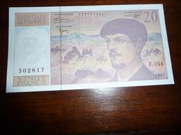FRANCE * 20 Francs 1997  -  F. 054    TTB - 1962-1997 ''Francs''