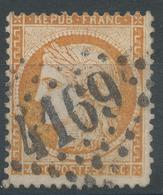 Lot N°47006  Variété/n°38, Oblit GC 4169 Vesoul, Haute-Saône (69), Filet SUD - 1870 Siege Of Paris