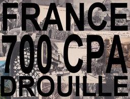 France. 700 Cpa. Drouille - Cartes Postales