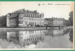 ! - Belgique - Beloeil - Le Château (vu Dans Le Parc) - Beloeil