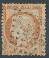 Lot N°47007  Variété/n°38, Oblit GC, Légende POSTES Dépouillée - 1870 Siege Of Paris
