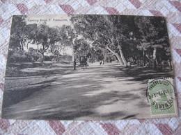 Ancienne Carte Postale Cpa Rare Canning Road (highway ?) E. Fremantle W.A. Australie Circulée 1914 - Fremantle