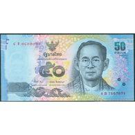 TWN - THAILAND 119b - 50 Baht 2012 Prefix 4 B UNC - Thaïlande