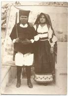 W1955 Foto Photo - Fotografia - Folklore - Costumi Sardi - Riproduzione Riproduction / Non Viaggiata - Costumes