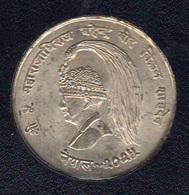 FAO 10 Rupie Rupee 1968 Nepal - Népal