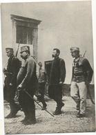 W1957 Trento - Cesare Battisti Esce Dal Tribunale Dopo La Condanna - Riproduzione Riproduction Anni '80 / Non Viaggiata - Storia