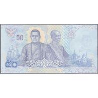 TWN - THAILAND 136a - 50 Baht 2018 Prefix 4 A UNC - Tailandia