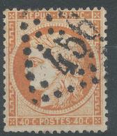 Lot N°47009  Variété/n°38, Oblit GC 456 Besançon, Doubs (24), Filet SUD - 1870 Siege Of Paris