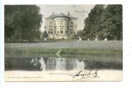Vieux-Dieu (Mortsel) Château D'Oosterveld / Hermans Série M N. 73 (1903) - Mortsel