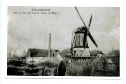 Maldeghem - Van In Den Hof Van M. Edm. De Meyre / Uitgeverij De Eecloonaar (repro) - Maldegem