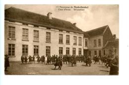 Pensionnat De Nederbrakel - Cour D'hiver - Winterkoer / Vandecandelaere (1930) - Brakel