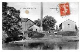 Arc-sur-Tille (Côte-d'Or) Le Moulin - France