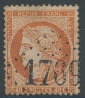 Lot N°47011  N°38, Oblit GC 1769 Le Havre, Seine-Inférieure (74) - 1870 Siege Of Paris