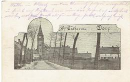 Heule - Courtrai - Cuerne - Feldpost St Catherine Dorp Sint Katherine Kerk - Kuurne