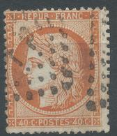 Lot N°47015  N°38, Oblit Losange TP Des Ambulants - 1870 Siege Of Paris