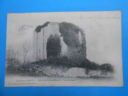 17 ) Saint-sulpice-d'arnoult - Tour De L'ileau  - Année 1904 - EDIT : Prevost - France