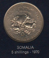 FAO 5 Scellini Schilings 1968 Uganda - Oeganda