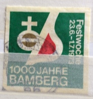 1000 JAHRE  BAMBERG - Erinnofilia