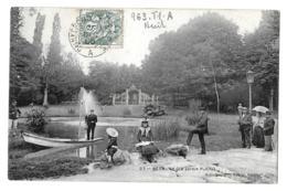 Béthune (Pas-de-Calais) Jardin Public - Bethune