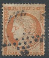 Lot N°47019  N°38, Oblit étoile De PARIS - 1870 Siege Of Paris