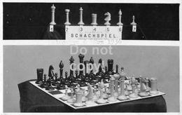Schach  Top! Chess - échecs  Schach Variante 1934 Von Karl Weiß Mit 48 Figuren - Echecs