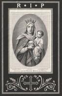 Né à BOOM 1853+1878 JEAN AUGUSTE MAES. - Religion & Esotérisme