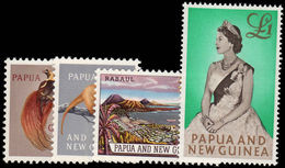 Papua New Guinea 1963 New Values Unmounted Mint. - Papua New Guinea
