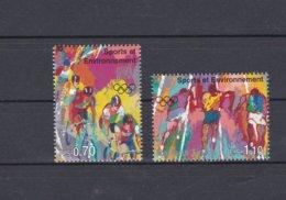 United Nations Geneve 1996 Sport And Environment MNH/** (H45) - Genf - Büro Der Vereinten Nationen