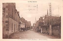 56 . N°52855.BIEUZY Les EAUX. Entrée Du Bourg - France