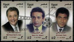 Egypt (2017)  - Set -  /  Cine - Cinema - Artists - Actors - Egypte