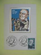 Carte Maximum 1987 N°  2453  Cachet Nevers - Cartes-Maximum