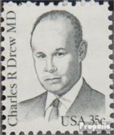 USA 1490 (kompl.Ausg.) Postfrisch 1981 Amerikanische Persönlichkeiten - Ch - Vereinigte Staaten