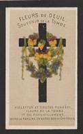 GEBOREN TE HASSELT 1859+1881 ELISABETH-OCTAVIA VANDENHOUDT. - Religion & Esotérisme