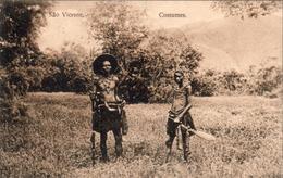 CAP VERT SÃO VICENTE   COSTUMES - Cap Vert