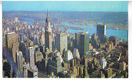 VIEW OF THE EAST RIVER    NEW YORK  CITY  TBE    US330 - New York City