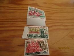 3 Timbres De Saint-Pierre Et Miquelon N° 395/97** - St.Pierre & Miquelon